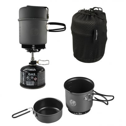 Комплект за готвене Crux Lite Tactical 202384-01