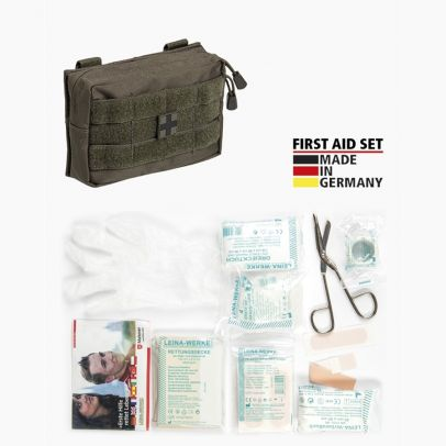 Комплект за първа помощ LEINA PRO 25 части 202052-01