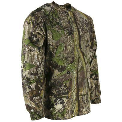 Ловна блуза с дълъг ръкав 202044-01