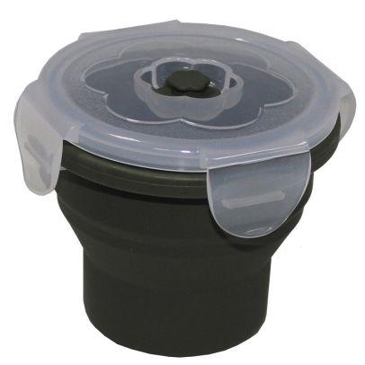 Сгъваема кутия за храна 240 ml 201759-01
