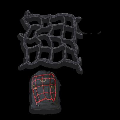 Еластична мрежа за товари 30 x 30 см 203697-01