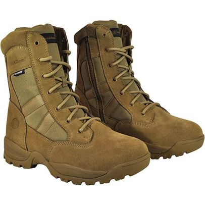 "Тактически обувки Smith and Wesson Breach 2.0 8"" Waterproof 201986-02"