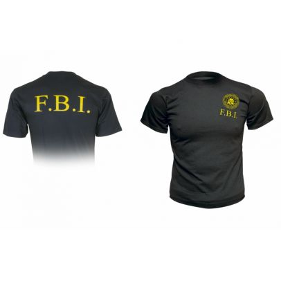 Тениска FBI Albainox 201806-01