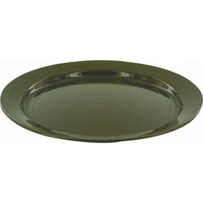 Плоска къмпинг чиния 24 см 201369-01