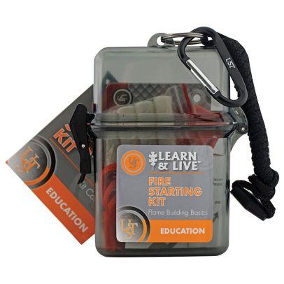 Комплект за огън Learn and Live Fire Starting 201924-01