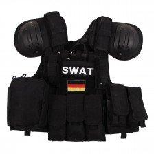 Тактическа жилетка с бързо освобождаване SWAT