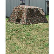 Камуфлажна военна палатка 3,1 x 3,4