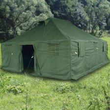 Военна палатка 6.5 х 3.2 м