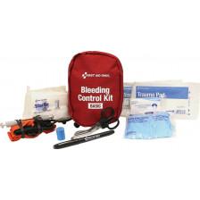Комплект за кръвоспиране почистване и затварянe на рани
