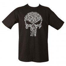 Тениска Skull Guns