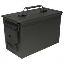 Метална кутия за съхранение на боеприпаси US M2A1
