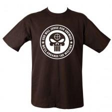 Тениска God Will Judge