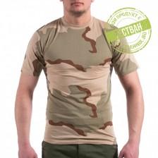 Камуфлажна тениска MIL-TEC