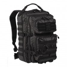Щурмова раница ASSAULT II TACTICAL BLACK