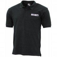 Поло тениска Security