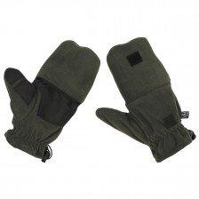 Поларени ръкавици за лов и стрелба MFH