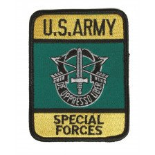Нашивка US SPECIAL FORCES