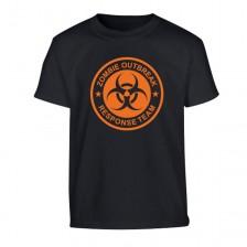 Детска тениска Outbreak