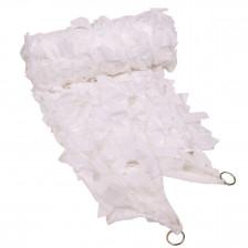 Бяла камуфлажна мрежа 2 x 3 м