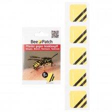 Лепенки за третиране на ужилване от оси и пчели