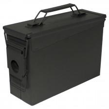 Метална кутия за съхранение на боеприпаси US M19A1