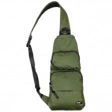Олекотена туристическа чанта за през рамо MFH