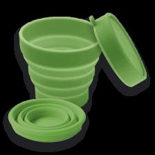 Сгъваема къмпинг чаша Barbaric 200ml