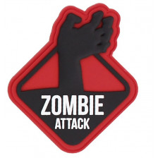 Нашивка Zombie Attack