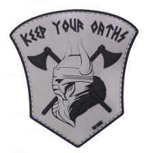 Нашивка Keep Your Oaths