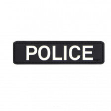 Гумена нашивка Police
