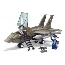 Конструктор Sluban Fighther Jet