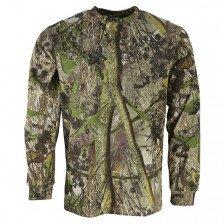 Ловна блуза с дълъг ръкав