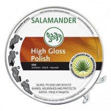 Крем за полиране High Gloss Polish 50мл-черен