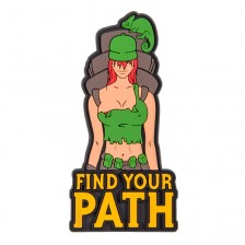 Нашивка Find Your Path