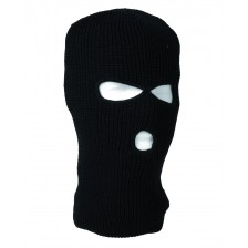 Плетена маска Balaclava с три отвора