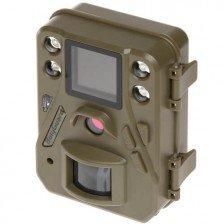 Компактна ловна камера за нощно виждане с микрофон Scoutguard
