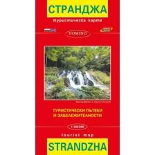 Туристическа карта на Странджа