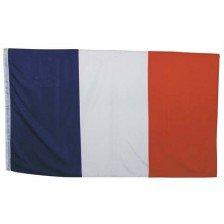 Знаме на Франция